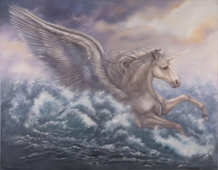 Cavall Megarón - Símbol de l'Art al Suís